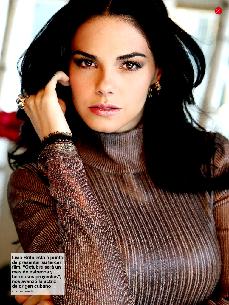 07 Livia Brito Revista H Jpg Pictures to pin on Pinterest